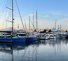 Marina Mirage Port Douglas by Davrod