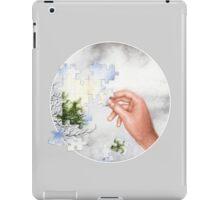 Piece by Piece iPad Case/Skin