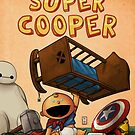 Special Project -- Super Cooper by ninjaink
