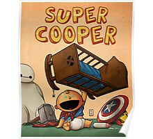 Special Project -- Super Cooper Poster