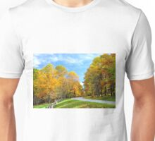 Perfect Autumn Day Unisex T-Shirt