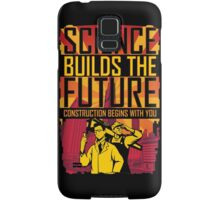 Science Builds The Future Samsung Galaxy Case/Skin