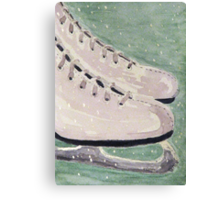 To Skate Canvas Print