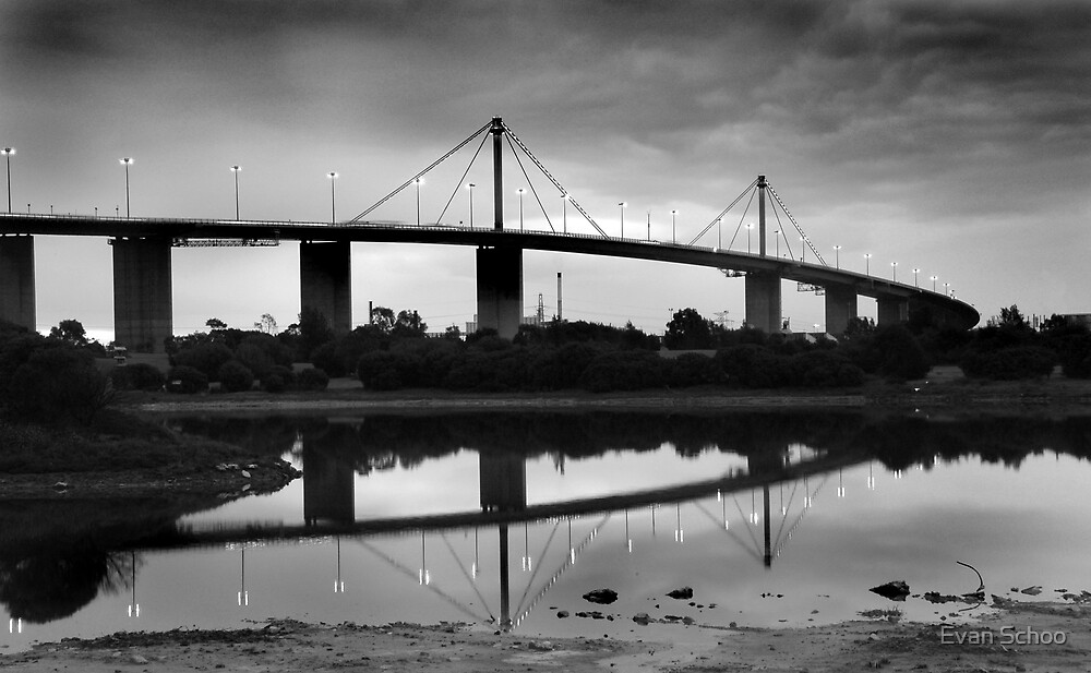 Looking West by Evan Schoo