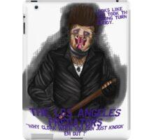 Los Angeles Predators iPad Case/Skin