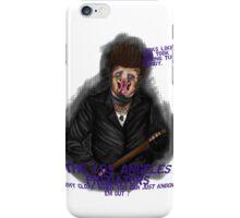 Los Angeles Predators iPhone Case/Skin