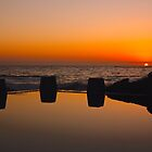 Coogee Beach Australia by Toni McPherson