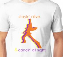 p4 Dancing All Night! Unisex T-Shirt