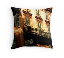 Balcony Throw Pillow