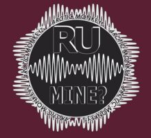 R U Mine? Gry/Blk/Blk by psycheincolour