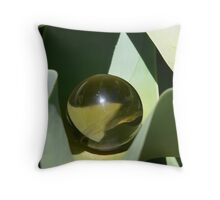 A most unusual nesting Throw Pillow