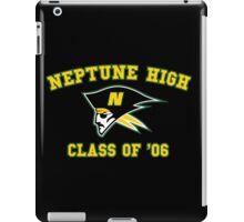 Neptune High Class of '06 iPad Case/Skin