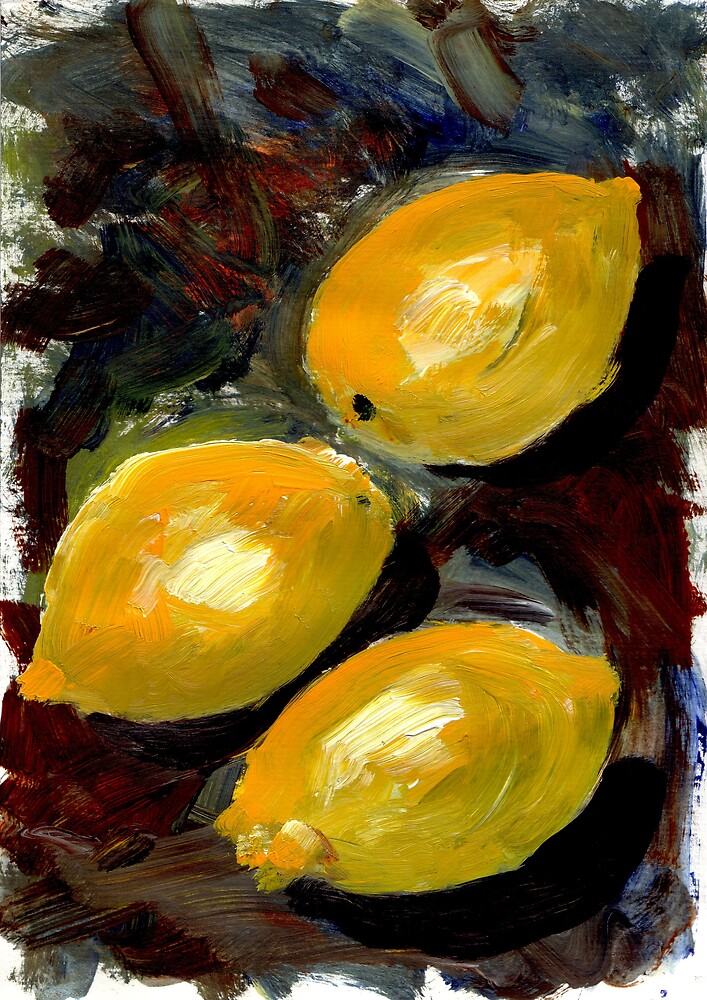 fruit no.1 by Peter Neish