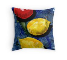 fruit no.6 Throw Pillow