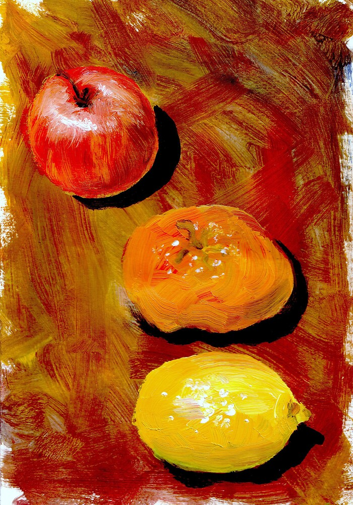 fruit no. 4 by Peter Neish