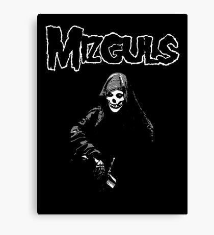 The Mizguls Canvas Print