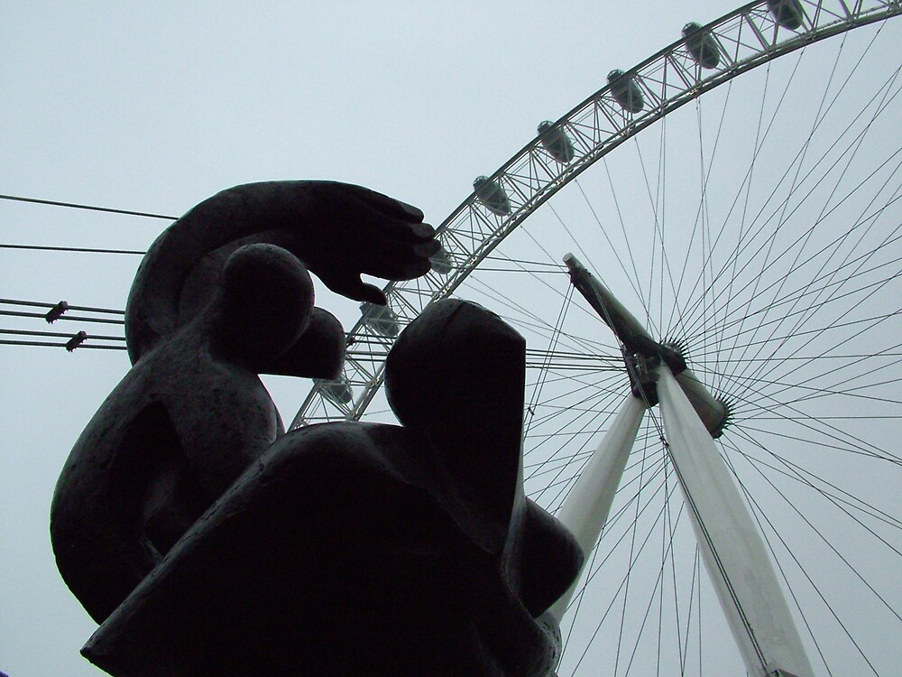 London Eye by Samuel Holt