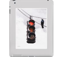 Code Red iPad Case/Skin