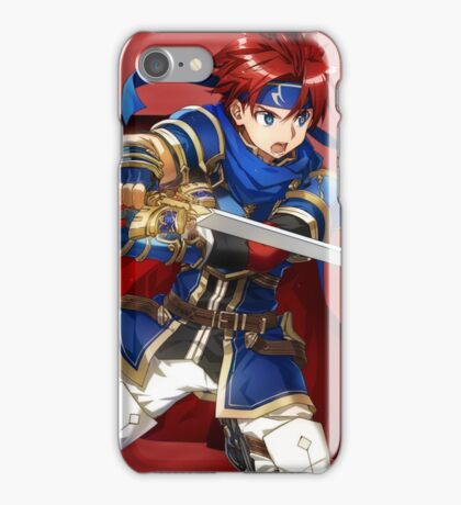Young Lion Roy iPhone Case/Skin