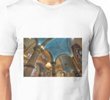 St. Nicholas Ukranian Church Unisex T-Shirt