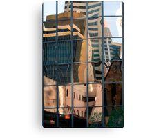 Gotham City MAybe Canvas Print