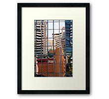 Gotham City Definitely Framed Print