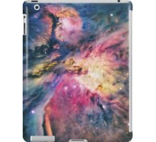 The awesome beauty of the Orion Nebula  iPad Case/Skin