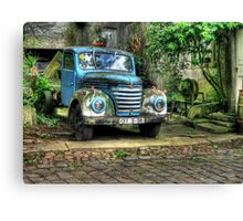 German Quality Canvas Print