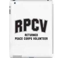 Peace Corps Volunteers iPad Case/Skin