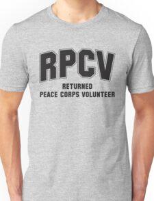 Peace Corps Volunteers Unisex T-Shirt