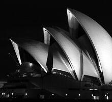 Sydney Opera House by Noel Elliot