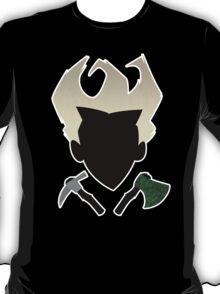 Don't Starve Axe/Pickaxe Design T-Shirt