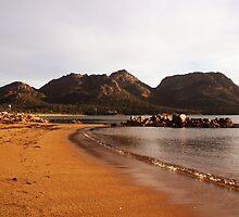 Coles Bay Tasmania by Noel Elliot