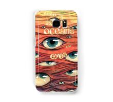Oceans of Eyes Samsung Galaxy Case/Skin