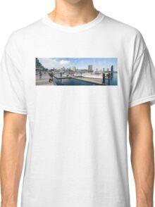 Docklands Panorama Classic T-Shirt