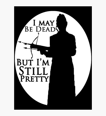 Buffy - Prophecy Girl Photographic Print