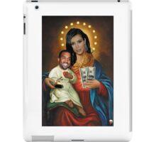 The Virgin Pornstar & Yeezus iPad Case/Skin