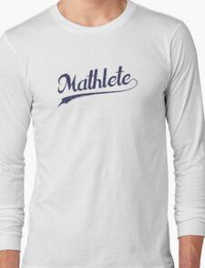 All Star Mathlete Math Athlete Long Sleeve T-Shirt