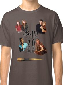 Buffy - 20 Years of Slaying Classic T-Shirt