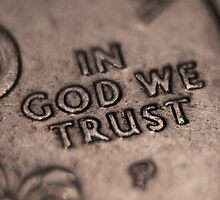 In God We Trust by megantorbenson