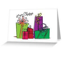 A Christmas Gift Greeting Card