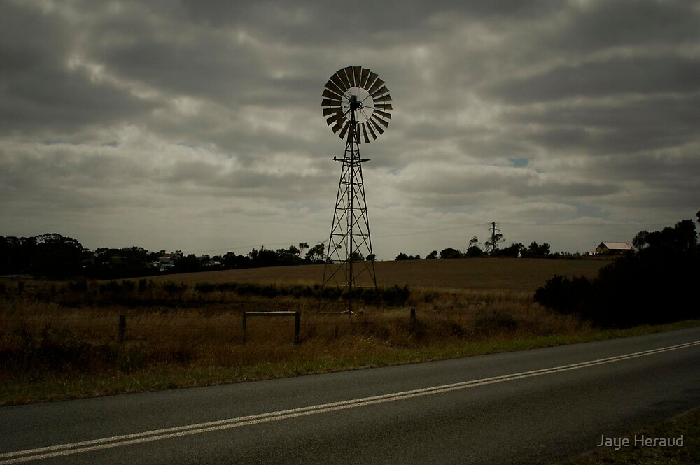 Road Side by Jaye Heraud