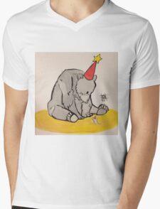 Birthday party  Mens V-Neck T-Shirt