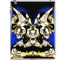 Mirrored Bat iPad Case/Skin