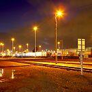 Railyard by John Jovic