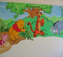 Winnie & Friends by artdsigns