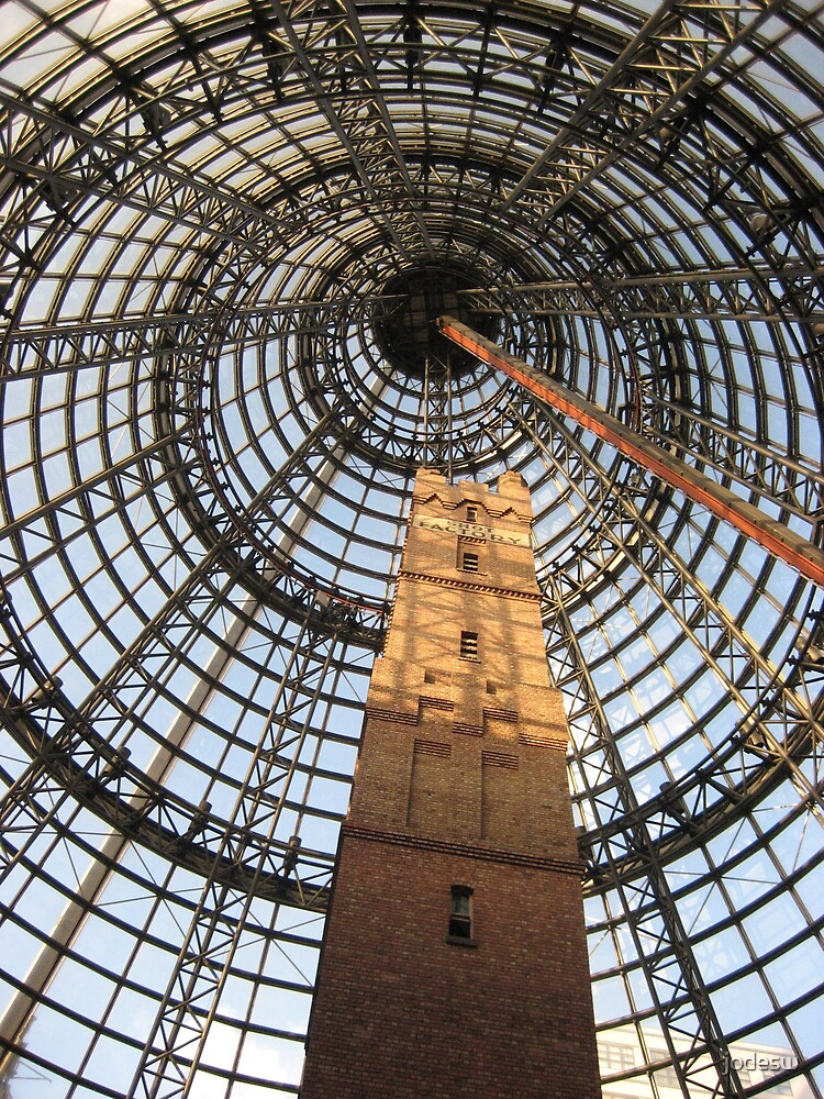 Shot Tower by Jodi Webb