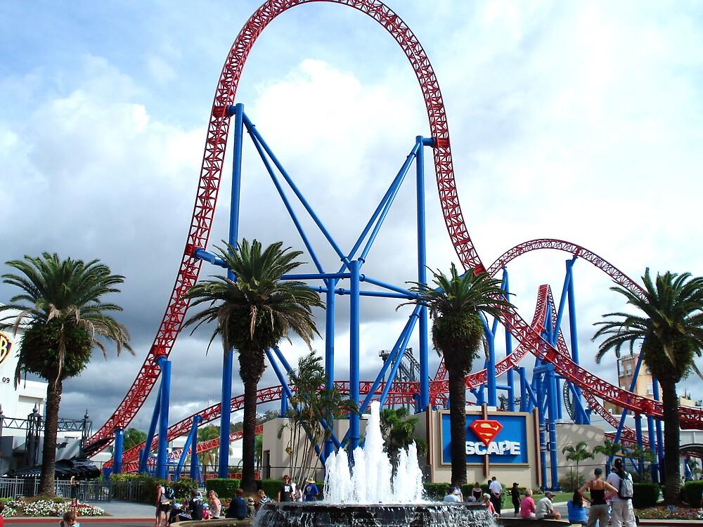 rollercoaster by shhe