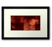 Puzzle II Framed Print