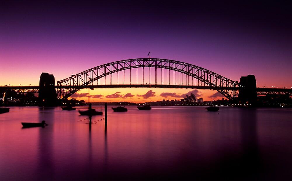 Dawn at Blue Point by Alex Lau